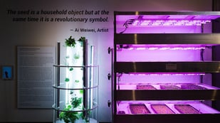 Featured image of Atlanta Museum Shines a Light on the Future of Food (feat. 3D Printing)