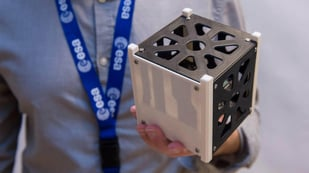 Featured image of ESA is 3D Printing CubeSat for Faster and Cheaper Missions