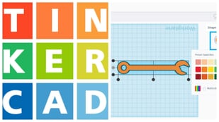 Featured image of Tinkercad Tutorial: 5 Easy Steps for Beginners