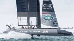 Featured image of 3D Printing Land Rover BAR's Yacht for the America's Cup