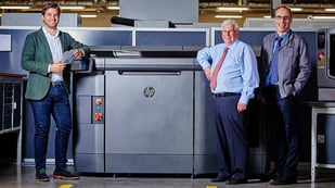 Featured image of Research Center Acquires First HP Jet Fusion 3D Printer in UK
