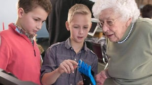 Featured image of Brookwood School Teaches Kids how to Solve Real World Problems with the Help of 3D Printing
