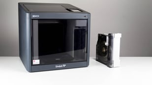 Featured image of Sindoh 3DWOX DP200 3D Printer Review: Stiflingly Simplified