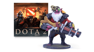 Featured image of Shapeways and Valve Partner to Offer 3D Printed Custom Toys