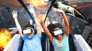 Featured image of World's 8 Best VR Roller Coaster Rides