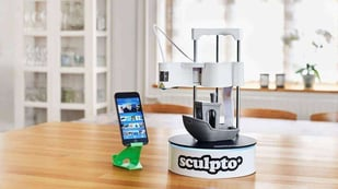 Featured image of Inside Look at Sculpto+: Bringing Accessibility to Desktop 3D Printing
