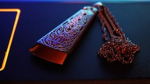 Featured image of New Zealand Artist Creates Stunning 3D Printed Maori Art Pendants