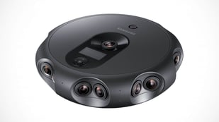 Featured image of Samsung Unveils 360-Degree VR 3D 4K Video Camera