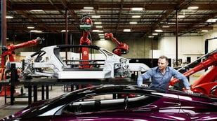 Featured image of Divergent 3D Raises $65-Million for Experimental Factory