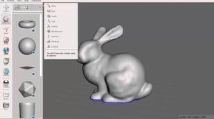 Featured image of Meshmixer 3.3 Adds and Polishes its 3D Printing Features
