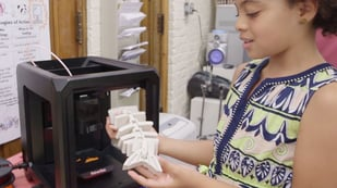 Featured image of Students in Montclair Public Schools Learn with MakerBot 3D Printers