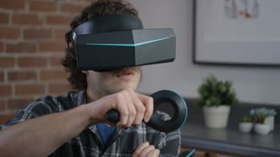 Featured image of Pimax 8K VR Headset Kickstarter Projected to Pass $3.5-Million