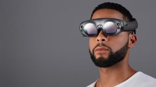 Featured image of Magic Leap Finally Reveal their First Augmented Reality Glasses