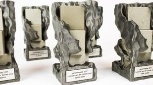 Featured image of colorFabb Creates Lodewijk van der Grinten Prize 2017 Using Funky New nGen_LUX Filament