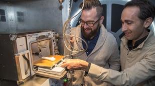 Image de l'en-tête de Les matériaux les plus fous à imprimer en 3D