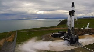 Featured image of Rocket Lab's 3D Printed Rocket Successfully Deploys 3 Satellites into Orbit