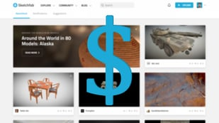 Featured image of You Can Now Buy 3D Printable Files From Sketchfab
