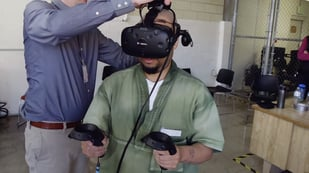 Featured image of VR Prepares Colorado Inmates for the Real World