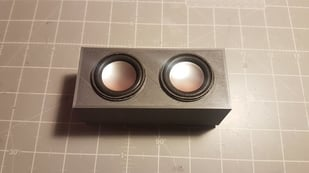 Featured image of [Project] 3D Printed Mini Bluetooth Speakers