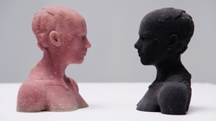 Featured image of Kwambio Releases Opaque Glass-Based 3D Printing Material