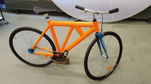 Featured image of Danish Engineering Students Use BigRep ONE 3D Printer to Create Functional Bicycle Design