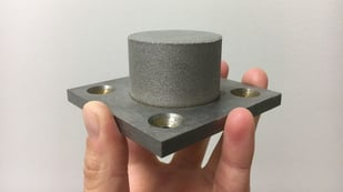 Featured image of Researchers Reveal Method to 3D Print Metallic Glass Alloys in Bulk
