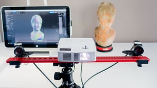 Featured image of Ultimaker Integrates HP Scanning Software into Cura Slicing Software