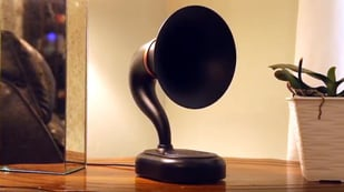 Featured image of Gramazon: Turn Your Amazon Echo Dot Into a Gramophone with 3D Printing