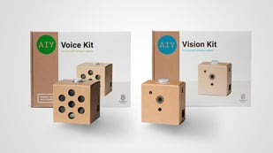 Featured image of Google Launches New AIY Artificial Intelligence Kits