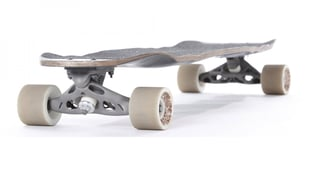 Featured image of Skateboard Trucks Optimized for Downhill Racing with Metal 3D Printing