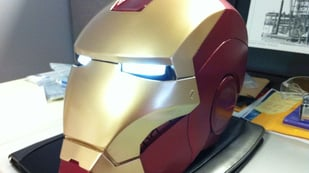 Featured image of [Project] Prepare for 'Avengers: Infinity Wars' with this 3D Printed Ironman Helmet