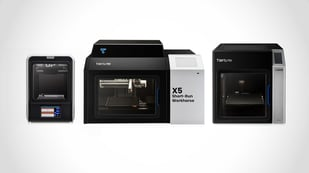 Featured image of Tiertime Unveils Three New 3D Printers at Rapid + TCT 2018