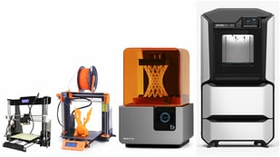 Featured image of 3D Printer Price: How Much Does a 3D Printer Cost in 2019?