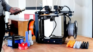 Featured image of MakerGear Brings M3 Independent Dual Extruder 3D Printer to RAPID + TCT