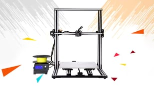 Featured image of Alfawise U10 3D Printer: Review the Facts