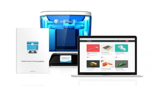 Featured image of New Free Curriculum makes CAD and 3D Printing Easy for UK Teachers