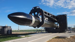 Featured image of Rocket Lab Prepping First Commercial Launch in April