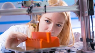Featured image of New Report Takes Deep Look at Gender Diversity in Additive Manufacturing