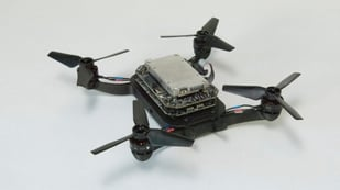 """Featured image of MIT Trains Drones to Fly Using VR """"Flight Goggles"""""""