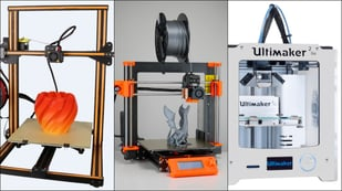 Featured image of The Best Open Source 3D Printers