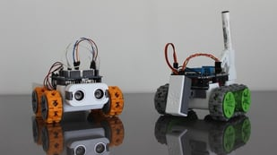 Featured image of Project of the Week: Travel Terrain With This 3D Printed Modular SMARS Robot