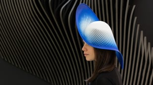 Featured image of Zaha Hadid Architects H-Line Hat Reflects Artist's New York Condos
