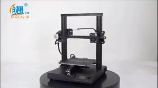Imagen principal de Impresora 3D Creality CR-20: características y datos clave