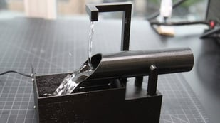 Featured image of [Project] 3D Print a Majestic Japanese Water Fountain