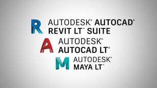 Featured image of [DEAL] Save Up To 25% on AutoCAD LT, Revit LT & Maya LT Subscriptions