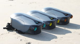Featured image of Student Designed World First 3D Printed Underwater Jetpack