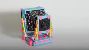 Featured image of Cameradactyl 3D Printed Camera Smashes Kickstarter Funding Goal