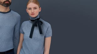 Featured image of The Girl and the Machine 3D Printed Knitwear Now Live on Kickstarter