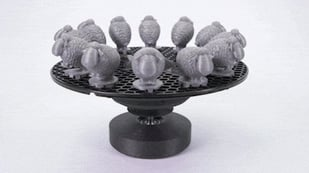 Featured image of [Project] Reuse Old Filament Spools to Create a 3D Printed Zoetrope