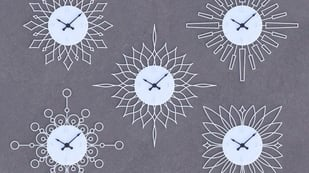 Featured image of [Project] Design & 3D Print a Customized Sunburst Clock